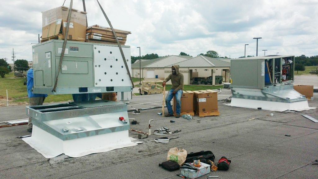 Commercial Air Conditioning Heating And Refrigeration Carl S Quality Cooling And