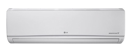 LG Wall Mounted Ductless HVAC System