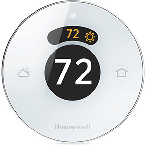 Honeywell Round Smart Thermostat