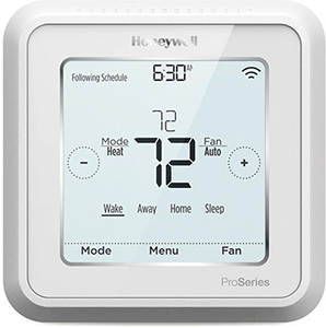 Honeywell T6 Pro Smart Thermostat