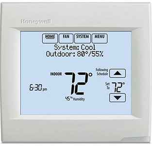 Honeywell VisionPro 8000 Smart Thermostat