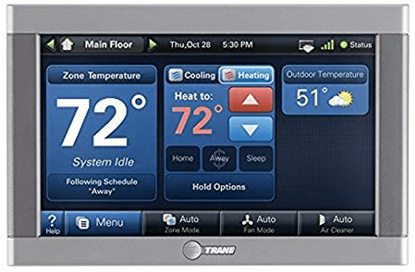 Trane ComfortLink XL 1050 Smart Thermostat